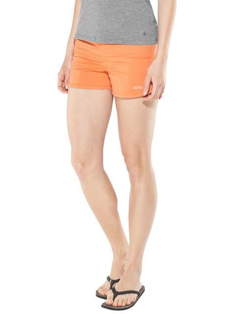 Nihil Oasis Shorts Women Orange Flamingo